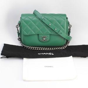 Chanel Rock My Shoulder Quilted Flap Bag